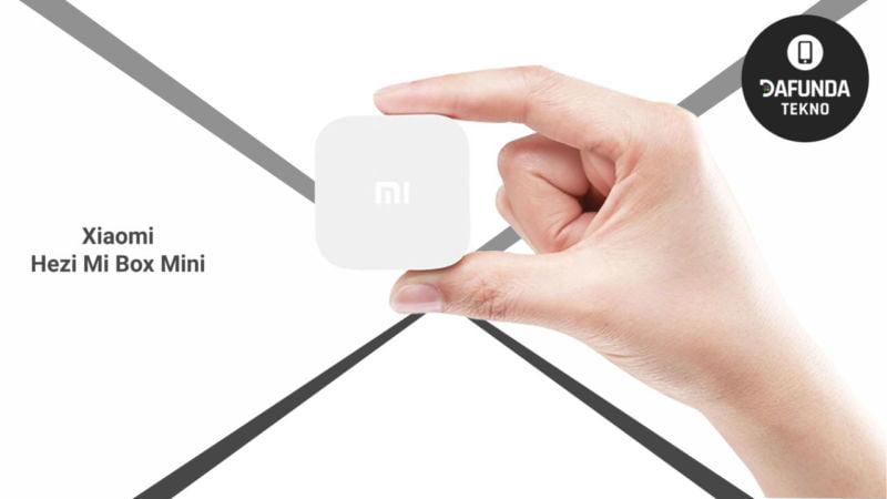 Xiaomi Hezi Mi Box Mini