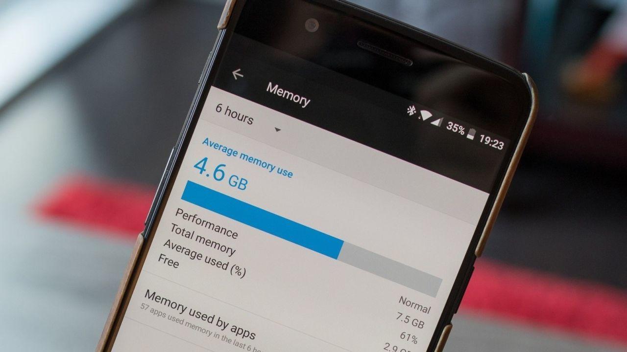 Cara Mengecek Kapasitas Ram Di Hp Android
