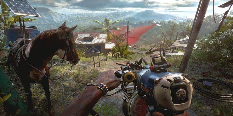 Far Cry 6 Horse
