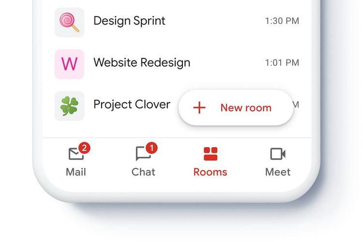 Fitur Terbaru Di Gmail