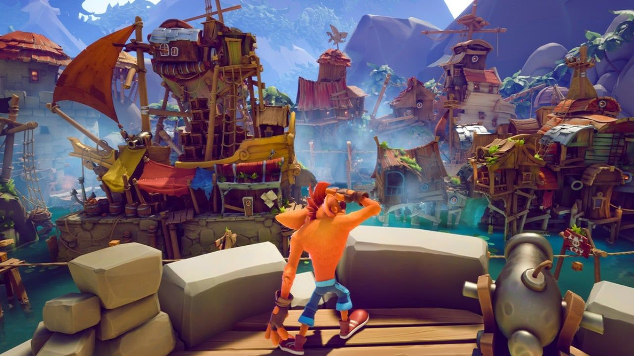 Gameplay Baru Crash Bandicoot 4 Its About Time