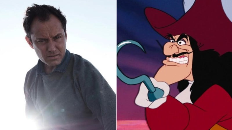 Jude Law The Third Day Hbo Captain Hook Disney 11