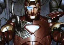 Kekayaan Iron Man