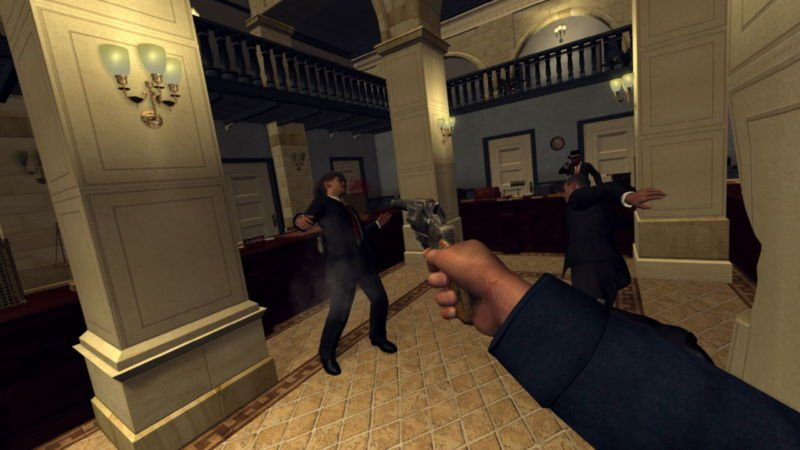 La Noire Vr Case Files Steam