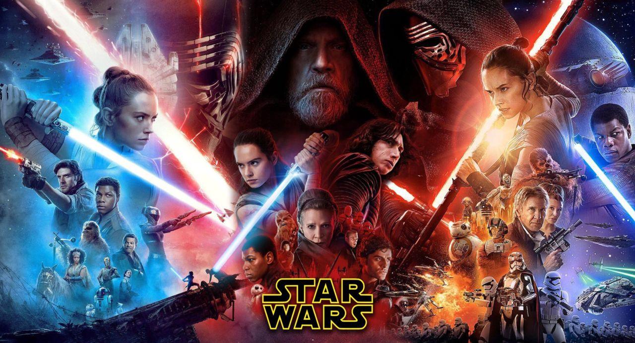 Star Wars Trilogi Baru Disney