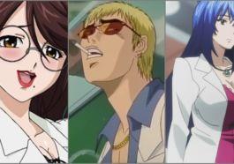 10 Karakter Guru Terbaik Di Anime