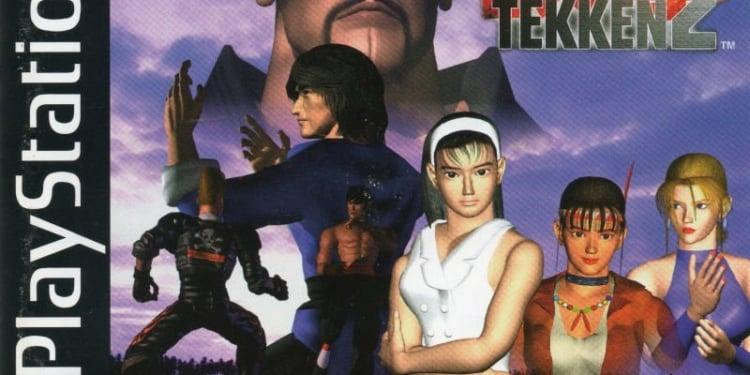 Tekken 2 Game Favorit terkeren