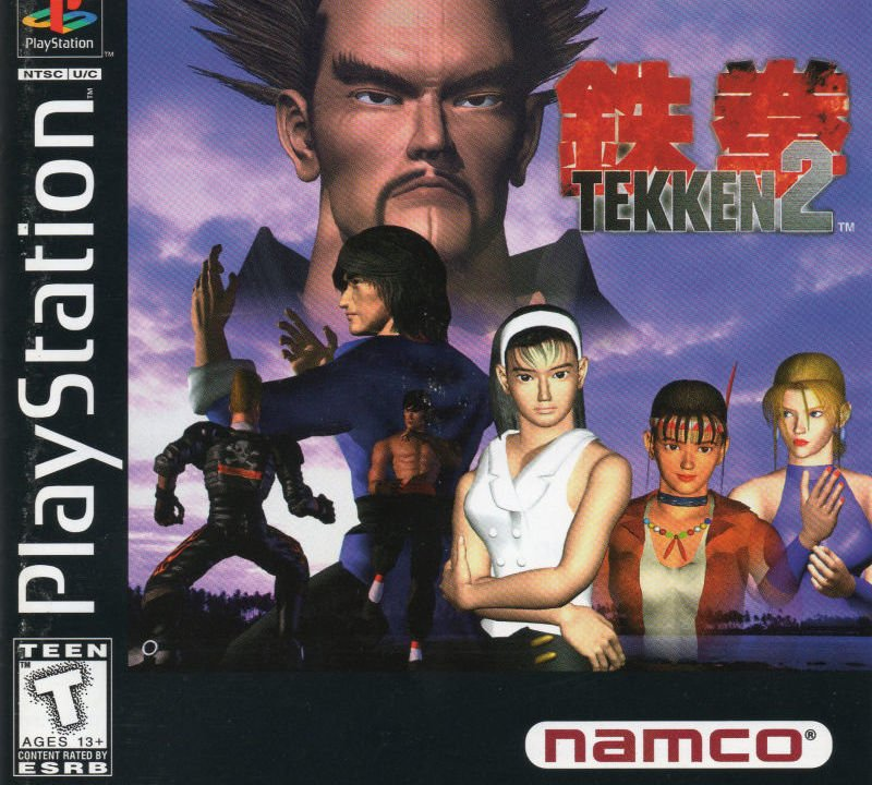 Tekken 2 Game Favorit terkeren