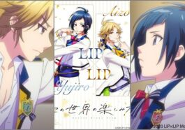 Adaptasi Anime Lipxlip