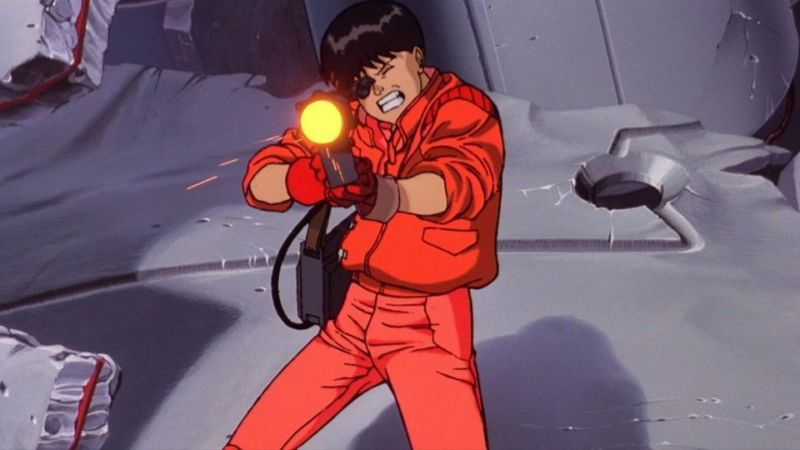 Anime Seinen Akira