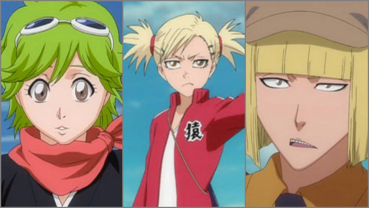 Anggota Vizard Dari Anime Bleach