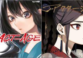 Berakhirnya Manga Act Age