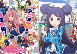 Cuplikan Video Anime Ochikobore Fruit Tart