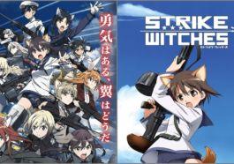 Detail Anime Strike Witches Road To Berlin