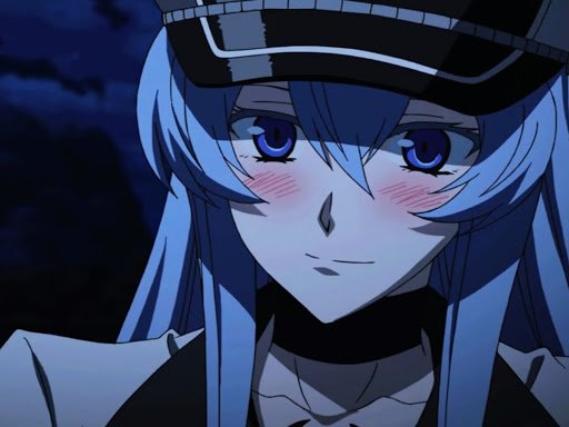 karakter Akame ga Kill Esdeath