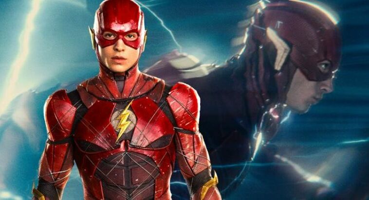 The Flash DCEU Kostum Baru