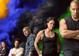 Fast And Furious 9 Characters Poster