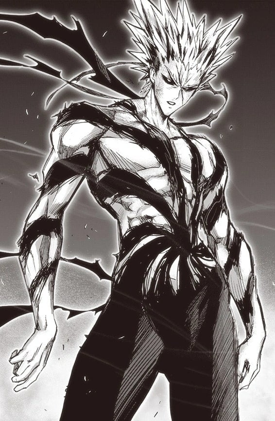 Karakter Monster Garou