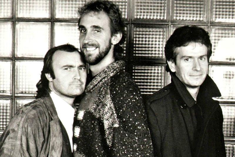 Genesis Photo 1986