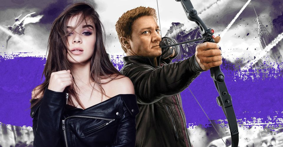 Hailee Steinfeld Hawkeye Kate Bishop