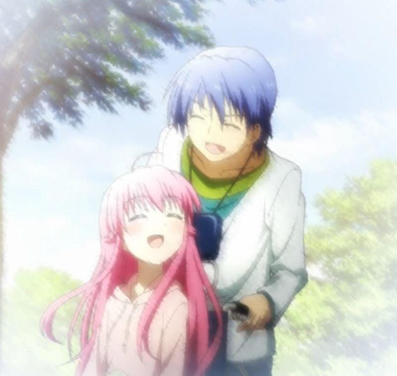 Pasangan Anime Hinata Dan Yui
