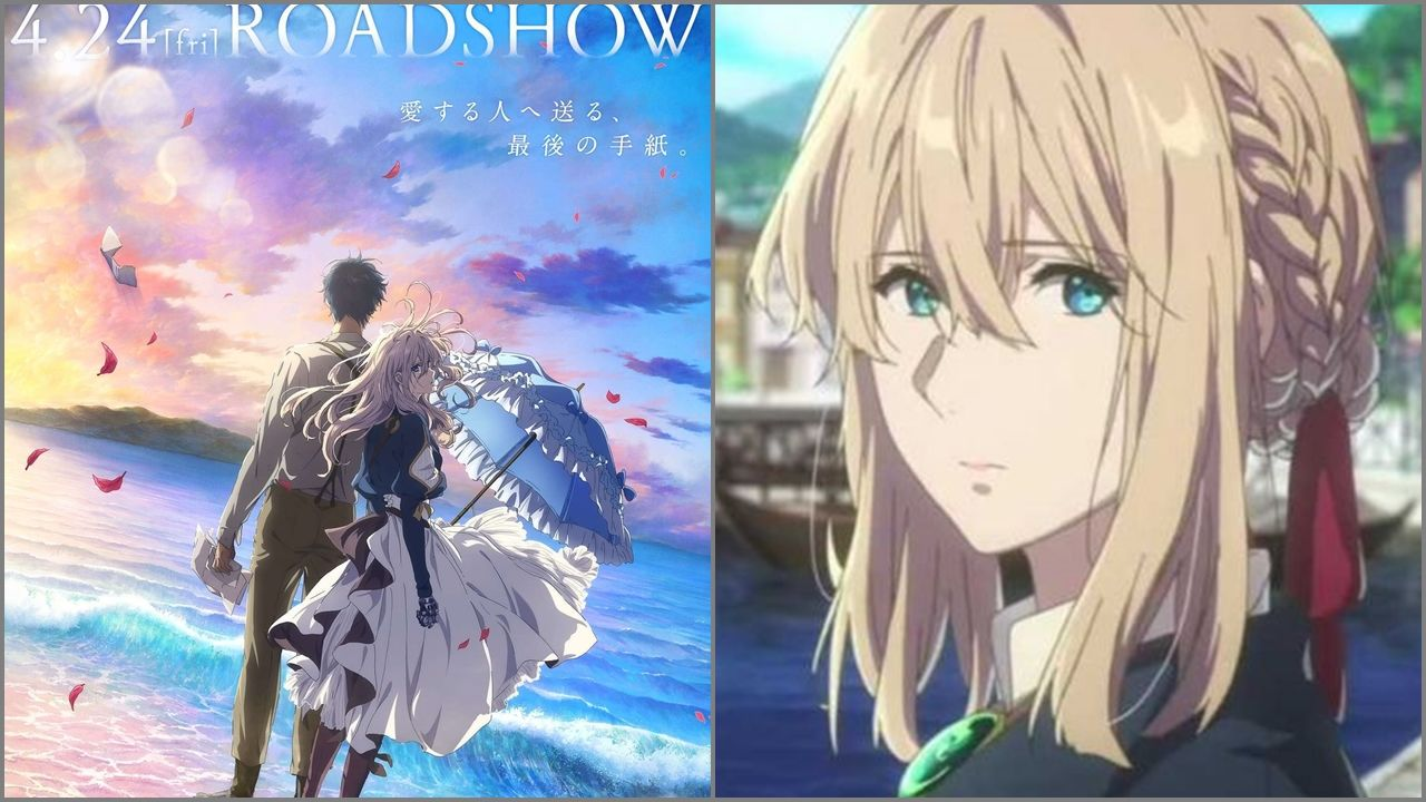 Jadwal Tayang Anime Violet Evergarden The Movie