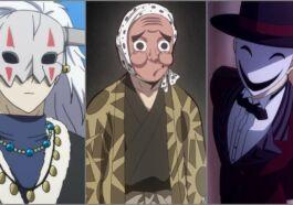 Karakter Anime Yang Memakai Topeng