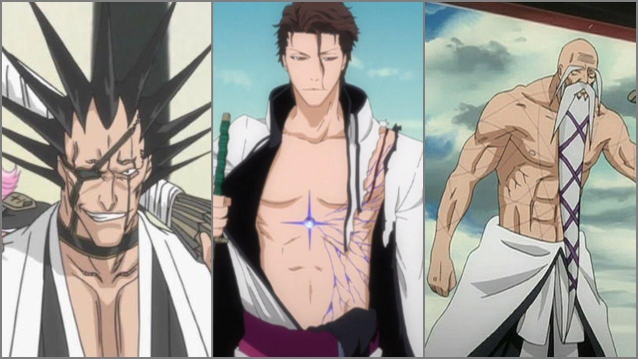 Karakter Shinigami Terkuat Dalam Series Bleach
