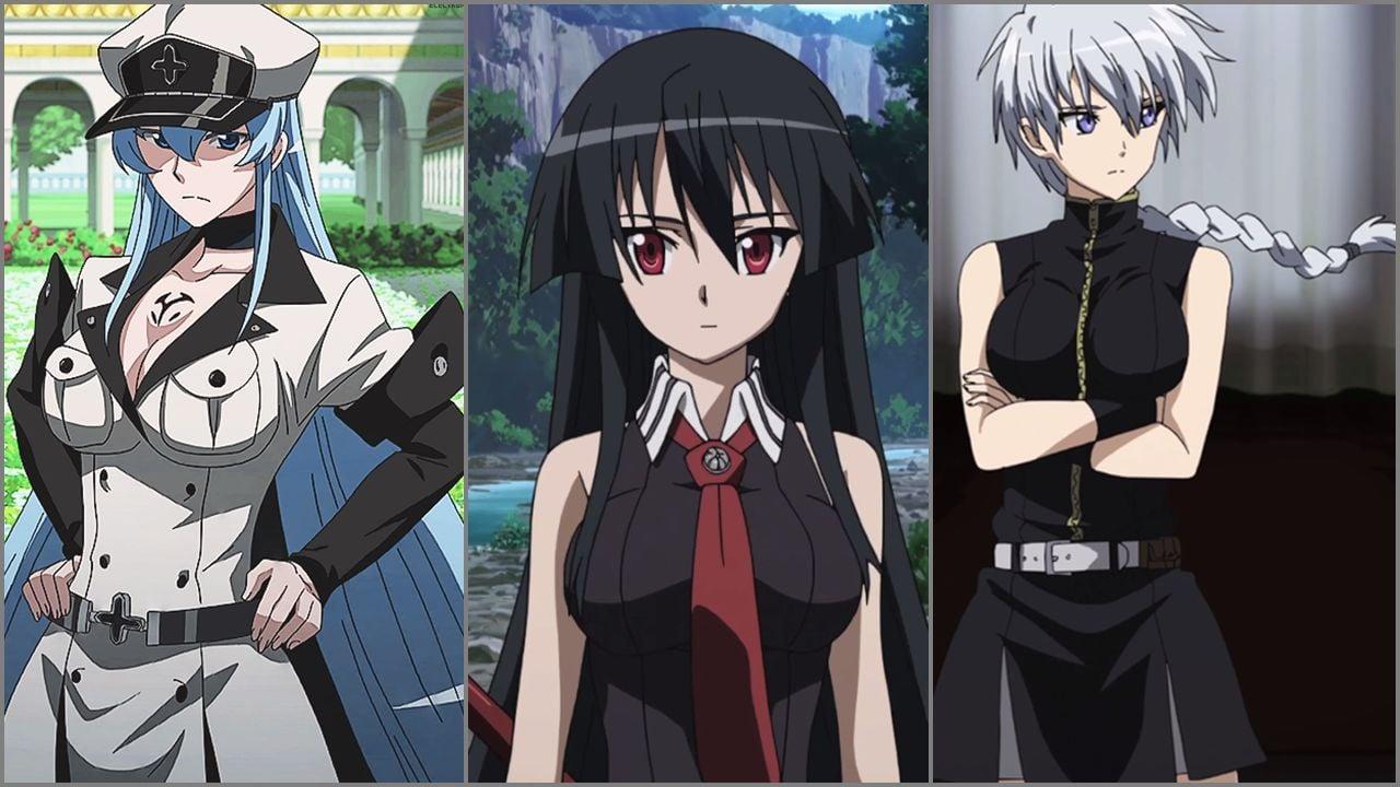 Karakter Terkuat Di Anime Akame Ga Kill