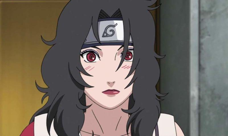 Ninja pengguna Genjutsu Kurenai