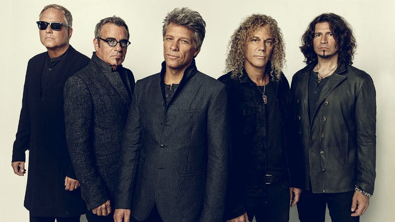 Lagu Hit Bon Jovi