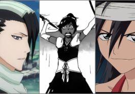 Lima Keluarga Bangsawan Shinigami Dalam Series Bleach