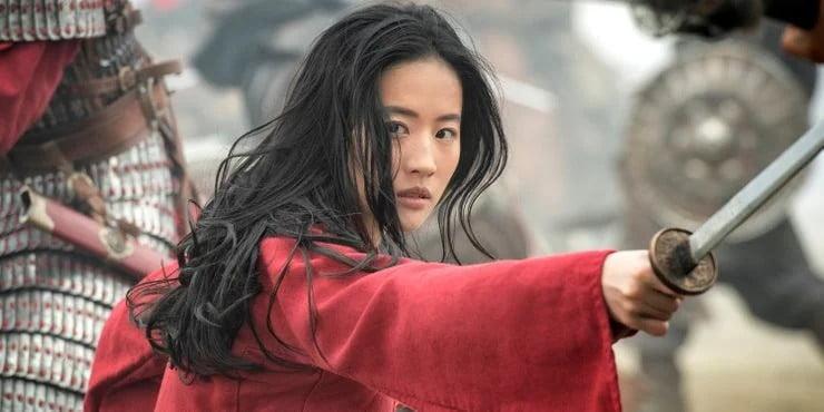 Liu Yifei In Mulan 2020