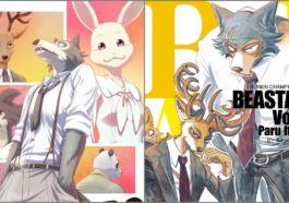 Season Kedua Anime Beastars