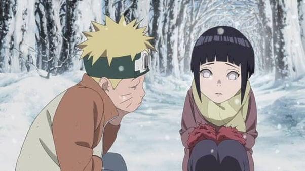 Pasangan Anime Naruto Dan Hinata