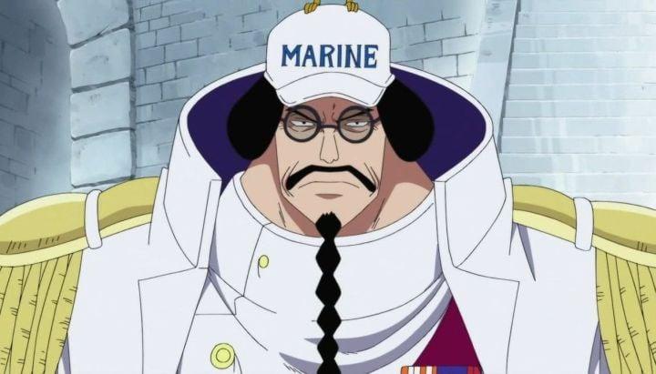 Anggota angkatan laut Sengoku
