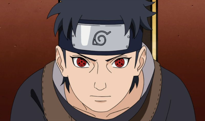 Ninja Pengguna Genjutsu Shisui