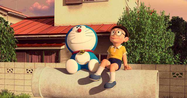 Anime Perjalanan Waktu Stand By Me Doraemon