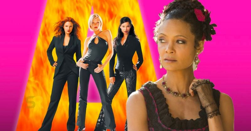 Thandie Newton Charlies Angels