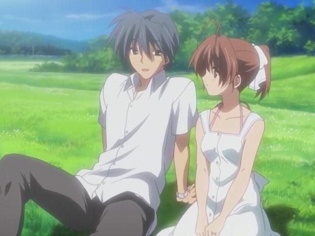 Pasangan Anime Tomoya Dan Nagisa