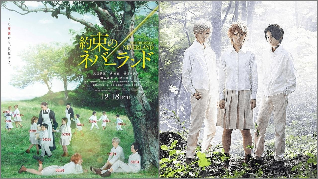 Trailer Live Action The Promised Neverland