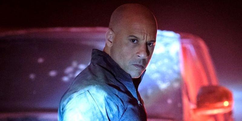 Vin Diesel Bloodshot Ray Garrison
