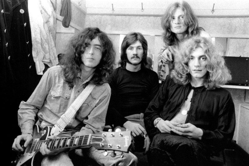 Led Zeppelin Tur Konser