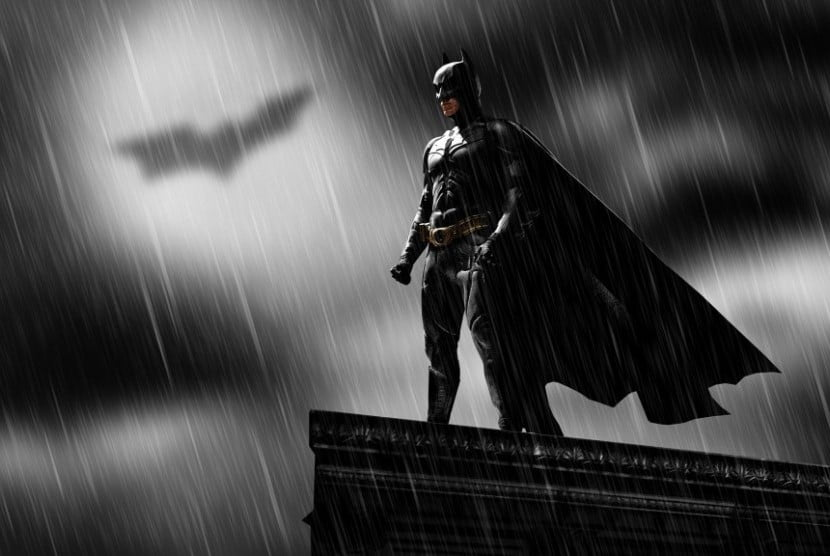 Capture the Knight! Game Batman