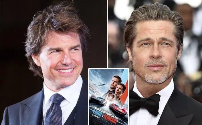Brad Pitt Tom Cruise Were Doing Ford V Ferrari Before Christian1