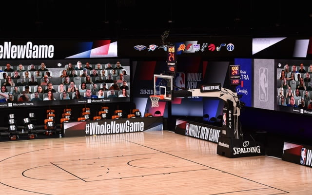 NBA Audiens Virtual