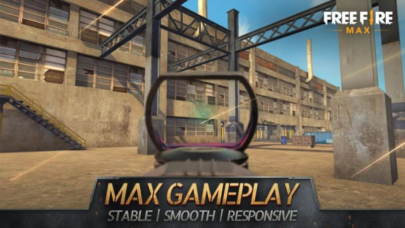 Free Fire Max 3.0 Fitur