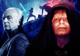 Sheev Palpatine Star Wars