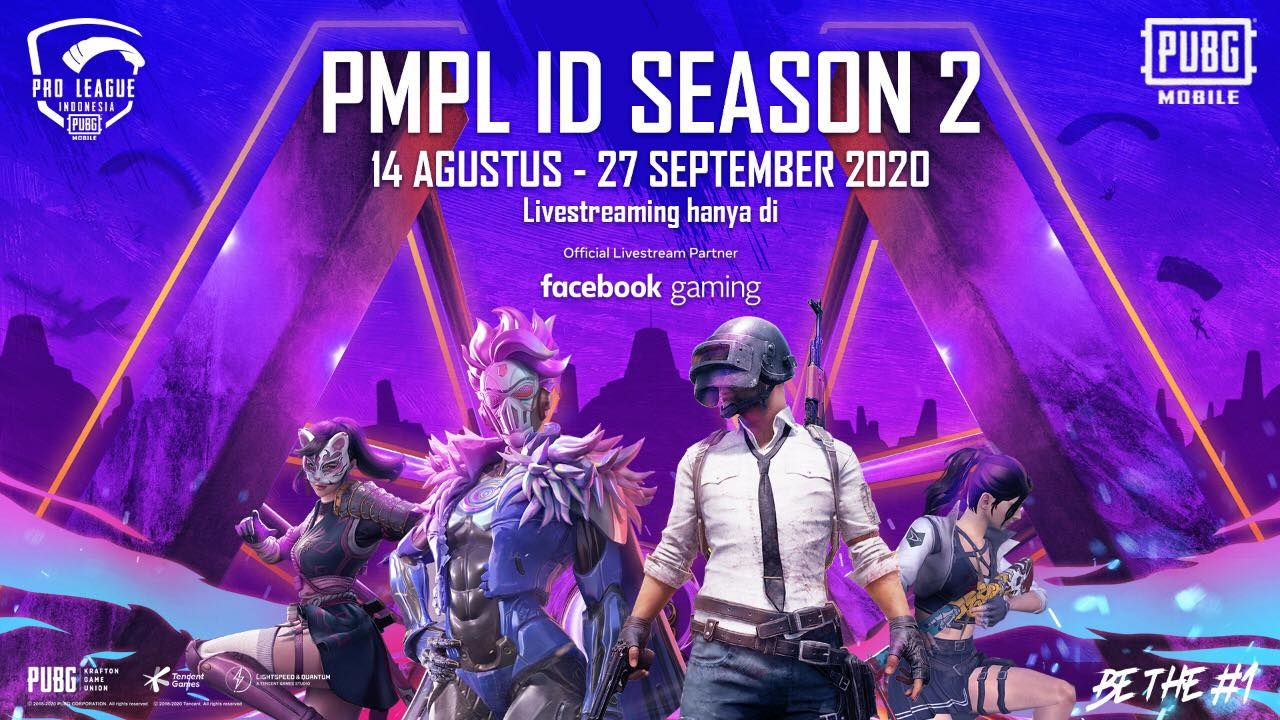 Pmpl Indonesia Season 2