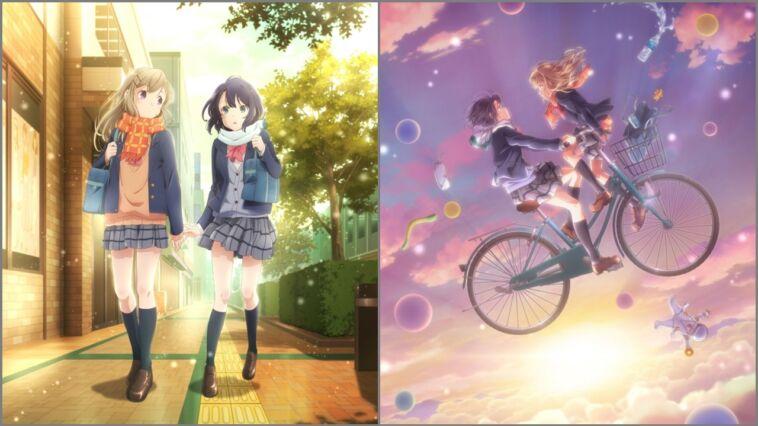 Adaptasi Anime Adachi To Shimamura